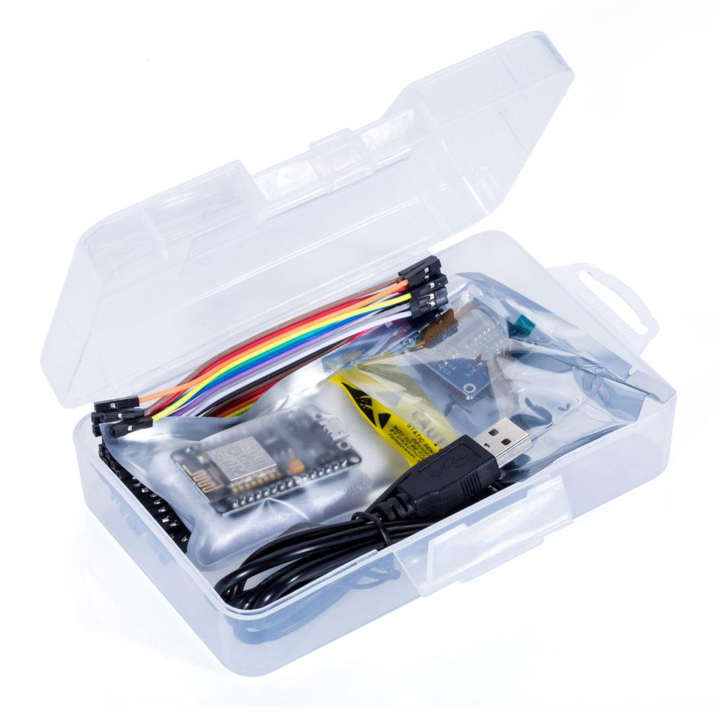 ThingPulse IoT workshops - classic kit