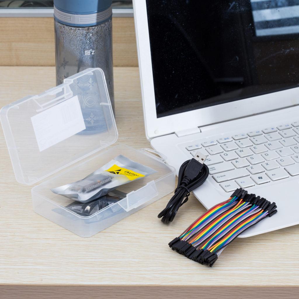 ThingPulse IoT workshops - classic kit open