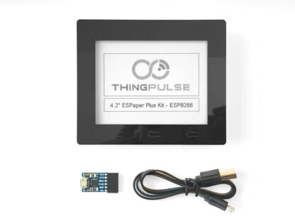"ThingPulse 4.2"" ESPaper"